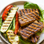 Cajun Spiced Grilled Tofu | Healthy Nibbles