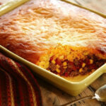Canyon Casserole | Recipe | Tacos, Ground Beef And Tamale Pie