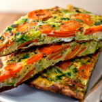 Carrot And Leek Frittata With Tarragon Recipe – NYT Cooking