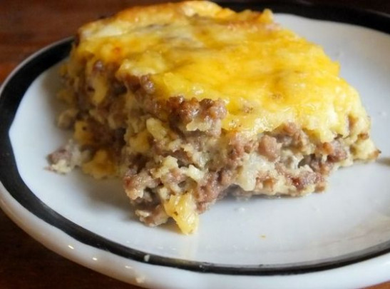 Casserole Recipes, Bacon And Casseroles On Pinterest
