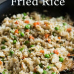 Cauliflower Fried Rice Recipe | Healthy Fried Rice With …