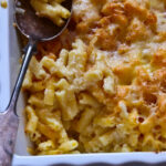 Cauliflower Macaroni Cheese Recipe @ Not Quite Nigella