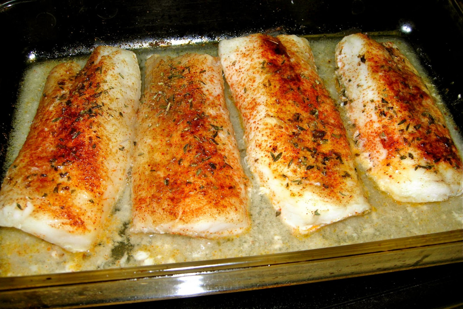 CFSCC Presents: EAT THIS!: Simple Baked Cod