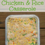 Check Out Freezer Chicken & Rice Casserole. It's So Easy …