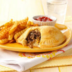 Cheeseburger Pockets Recipe | Taste Of Home