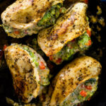 Cheesy Broccoli Stuffed Chicken (low Carb, Keto) | Gimme …