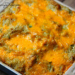 Cheesy Chicken And Rice Casserole Recipe | Budget Savvy Diva