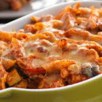 Cheesy Chicken And Roasted Vegetable Pasta Bake | Food In …