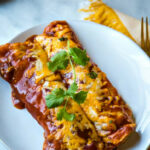 Cheesy Chicken Enchiladas – Secret Baking Method! – Life …