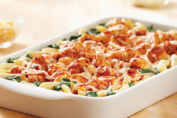 Cheesy Chicken Florentine - Kraft Recipes