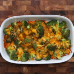 Cheesy Garlic Broccoli Recipe By Tasty