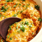 Cheesy Mexican Rice Casserole - Yummy, flavorful, and ...
