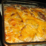 Cheesy Pork Chop Casserole Recipe | O'Yumm Recipes