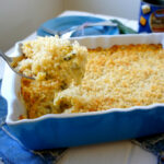 Cheesy Zucchini And Potato Casserole – I Wash..