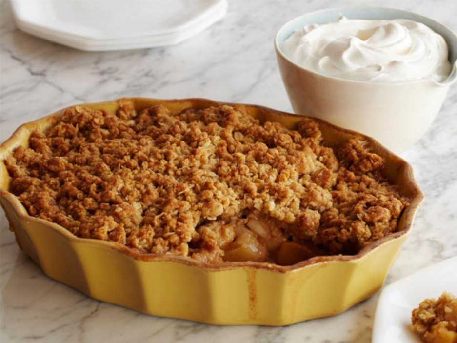 Chefs' Best Apple Crisps and Crumbles   Recipes, Dinners ...