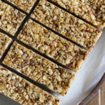 Chewy Granola Energy Bar Recipe