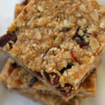 Chewy Organic Granola Bars Recipe
