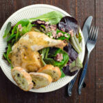 Chez Panisse Herb Roasted Chicken | Umami Girl