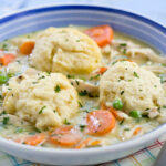 chicken and dumplings recipe from scratch