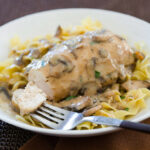 Chicken And Mushroom Fricassee | Cook's Country