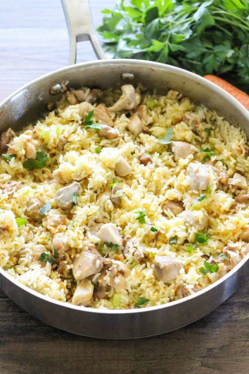 Chicken and Rice Recipe - I Heart Naptime