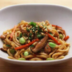 Chicken And Vegetable Stir Fry With Udon Noodles Recipe …