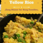 Chicken And Yellow Rice Dinner Recipe – A Simple …