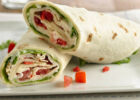 Chicken BLT Wraps with Aioli Recipe   BettyCrocker