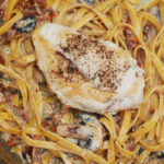 Chicken Breasts With Creamy Mushroom And Sun Dried Tomato …