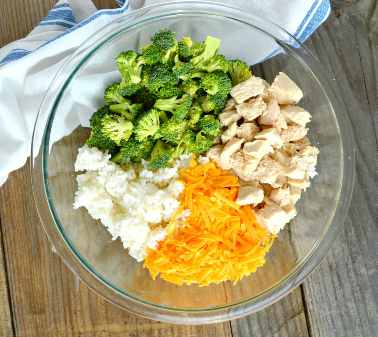 Chicken Broccoli Rice Casserole - Gonna Want Seconds