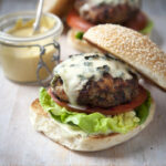 Chicken Burgers – Recipes – Hairy Bikers