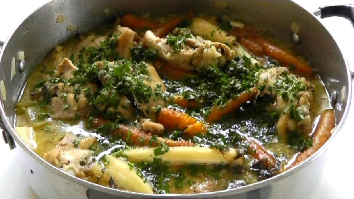 CHICKEN CASSEROLE tasty ONE POT dish How to cook recipe ...