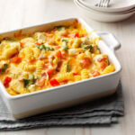 Chicken Club Casseroles Recipe | Taste Of Home