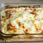Chicken Cordon Bleu Casserole - Low Carb - Joy Filled Eats