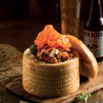 Chicken Curry Bunny Chow With Carrot Pickle – MyKitchen