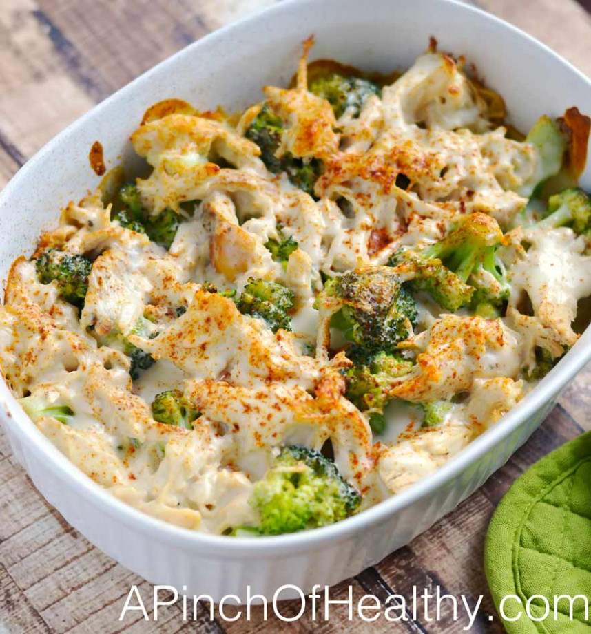 Chicken Divan (Plus Video Tutorial) - A Pinch of Healthy