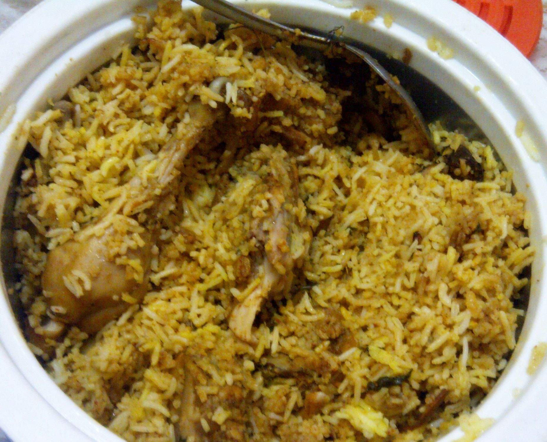 Chicken Dum Biryani | My Food Express