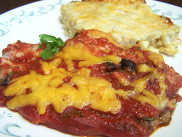 Chicken Enchilada Casserole, Diabetic Recipe - Food.com