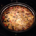 Chicken Enchilada Casserole In The Pampered Chef Dutch …