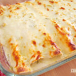 Chicken Enchiladas With White Sauce Recipe