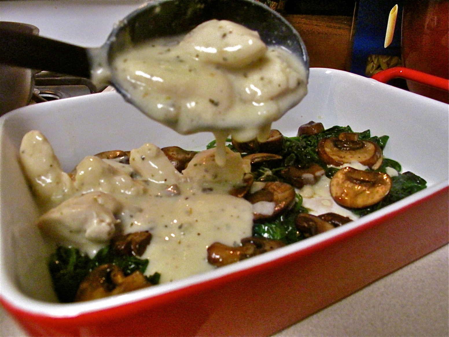 Chicken Florentine Recipes