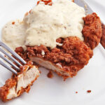 Chicken Fried Chicken With Cream Gravy Recipe | Serious Eats