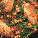 Chicken In Tomato Sauce With Chickpeas And Kale Recipe …