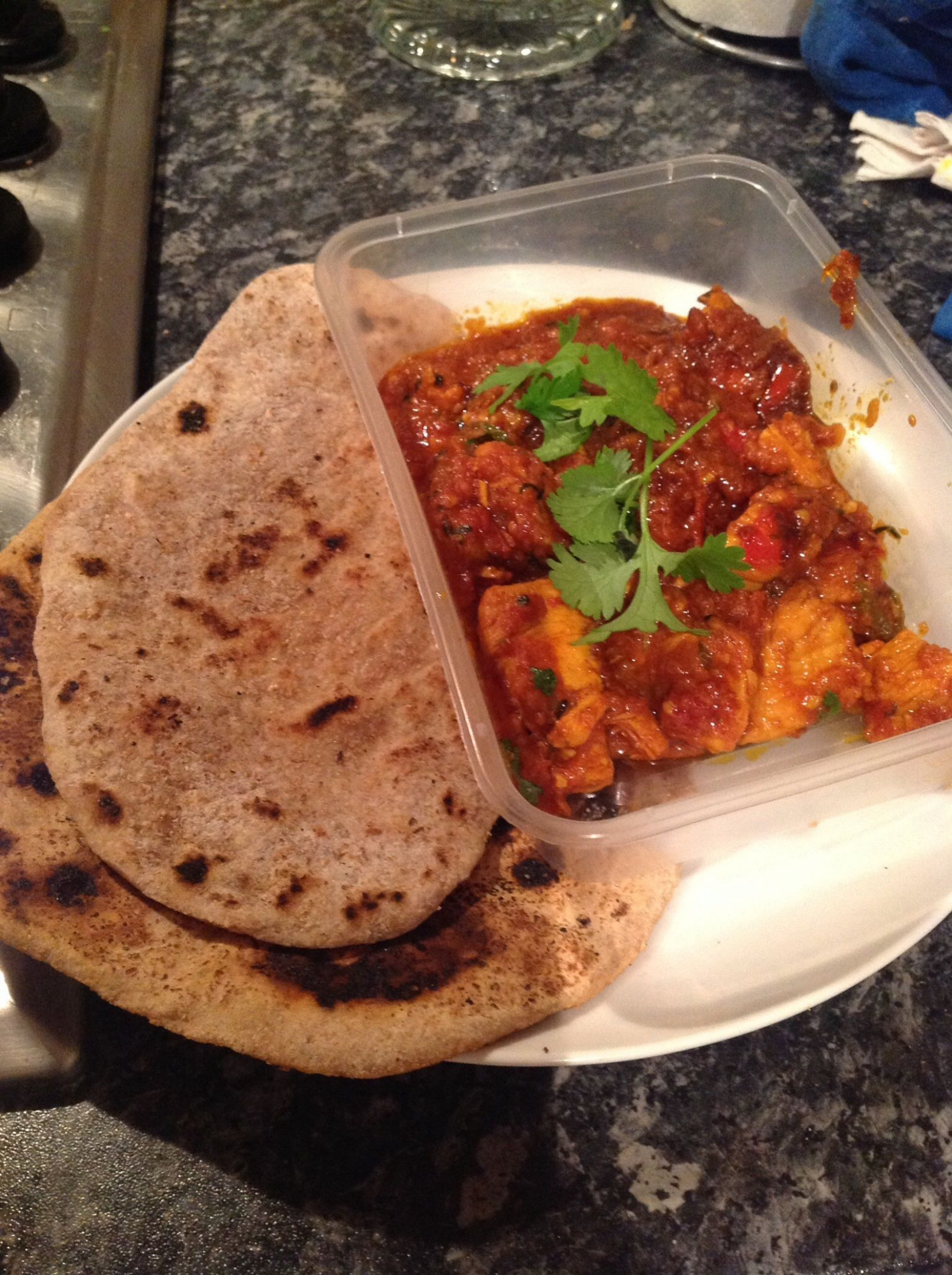 Chicken jalfrezi recipe - All recipes UK