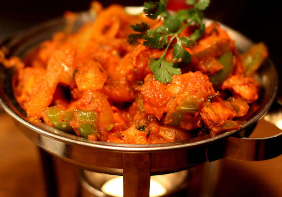 Chicken Jalfrezi Recipe — Dishmaps