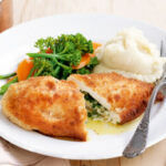 Chicken Kiev With Celeriac Mash – Chef Adrian Martin …