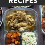 Chicken Meal Prep Recipes – Fit Foodie Finds