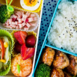 Chicken Meatball Bento | Recipe | What Would You Bring To …