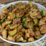 Chicken, Mushroom, And Zucchini Stir Fry | For The Love Of …