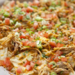 Chicken Nachos Recipe — Dishmaps